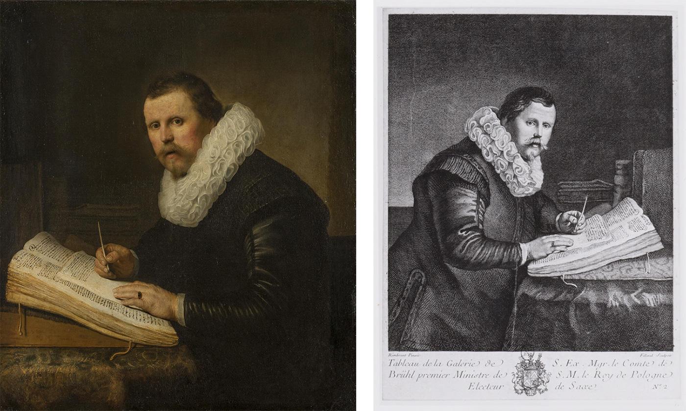 Provenance Rembrandt Database